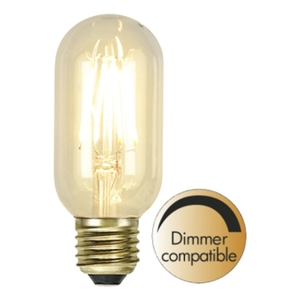 Decoration LED Klar E27 2100K 140lm Dimmerkomp.