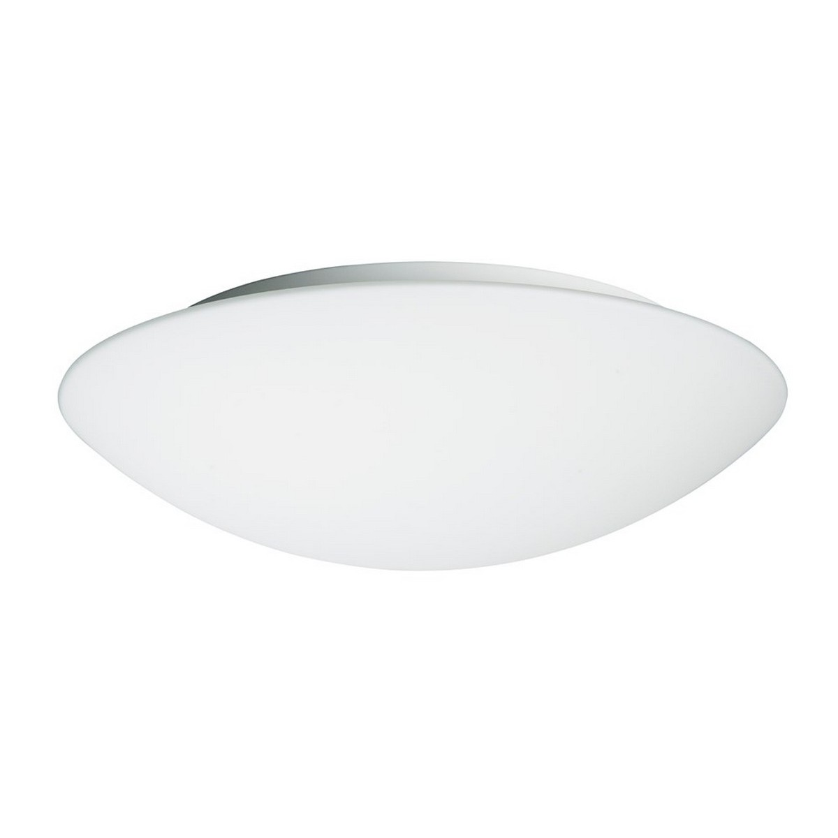 Kupol plafond D320 opal glas LED 12W Belid