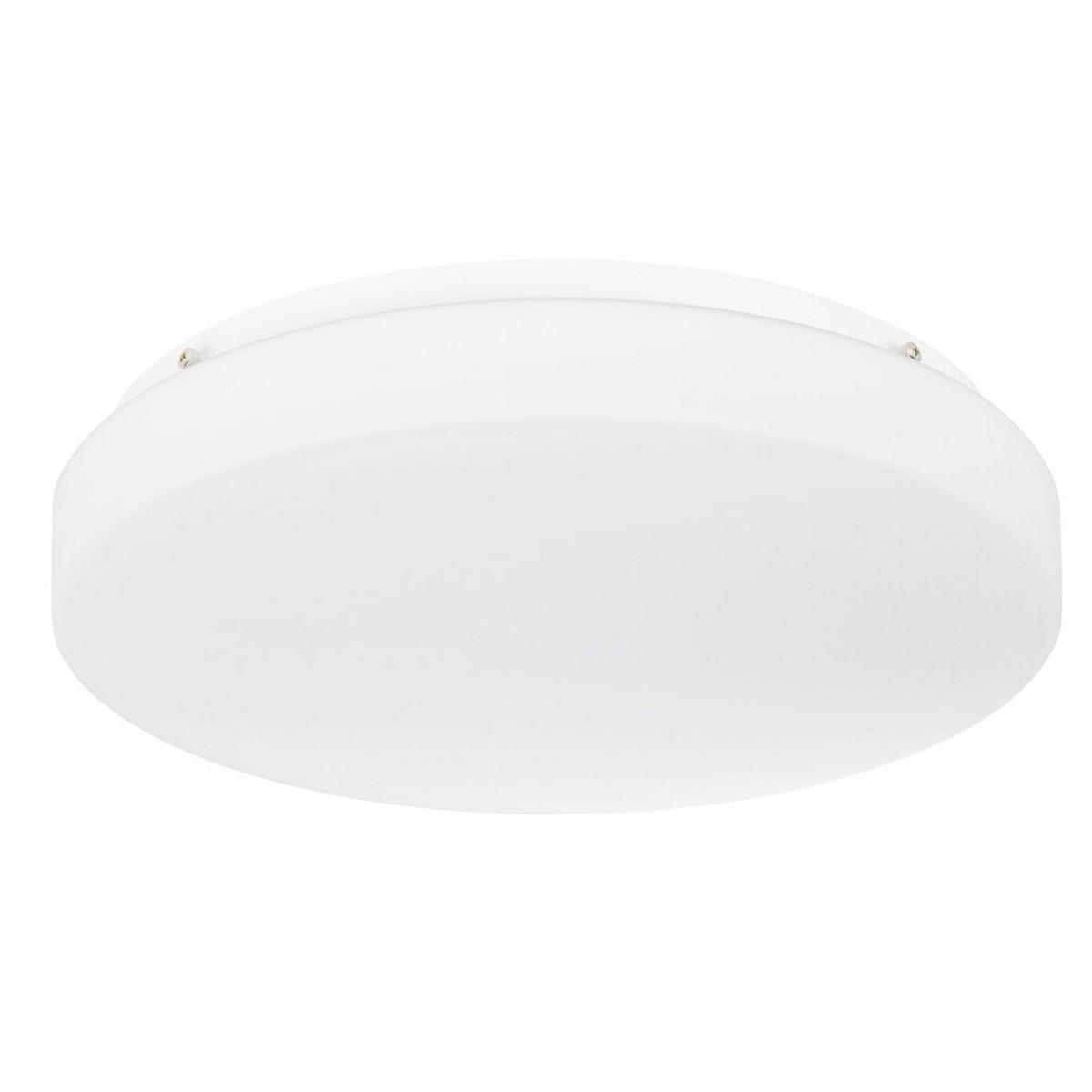 Rondo plafond D410 opal glas LED 30W Belid