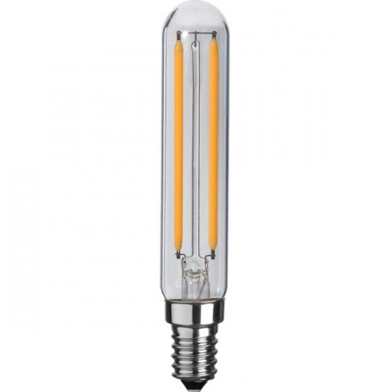 Fräscha ljusihem.se | LED-lampa E14 T20 Filament | Star Trading FB-82