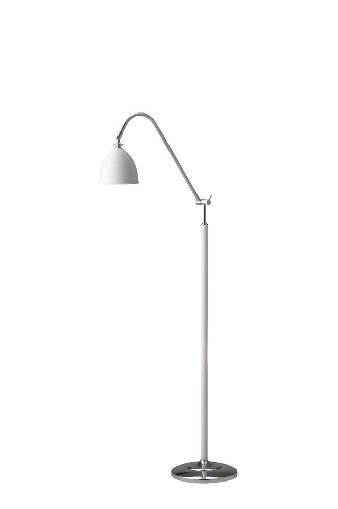 Spirit floor lamp white Herstal